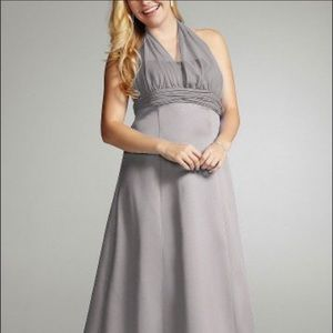 Mercury David's bridal bridesmaids dress-long